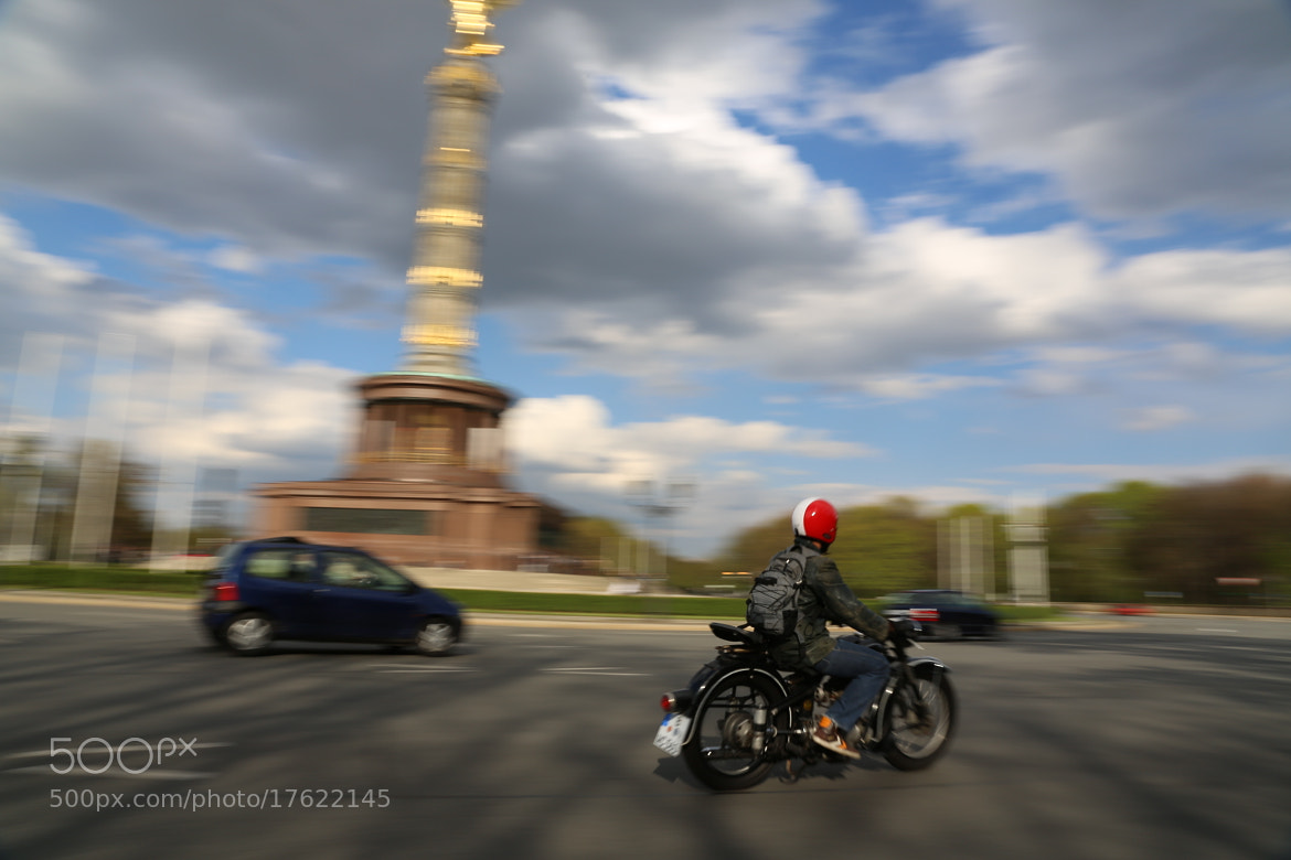 Photograph Siegessäule by Arne Zwirner on 500px