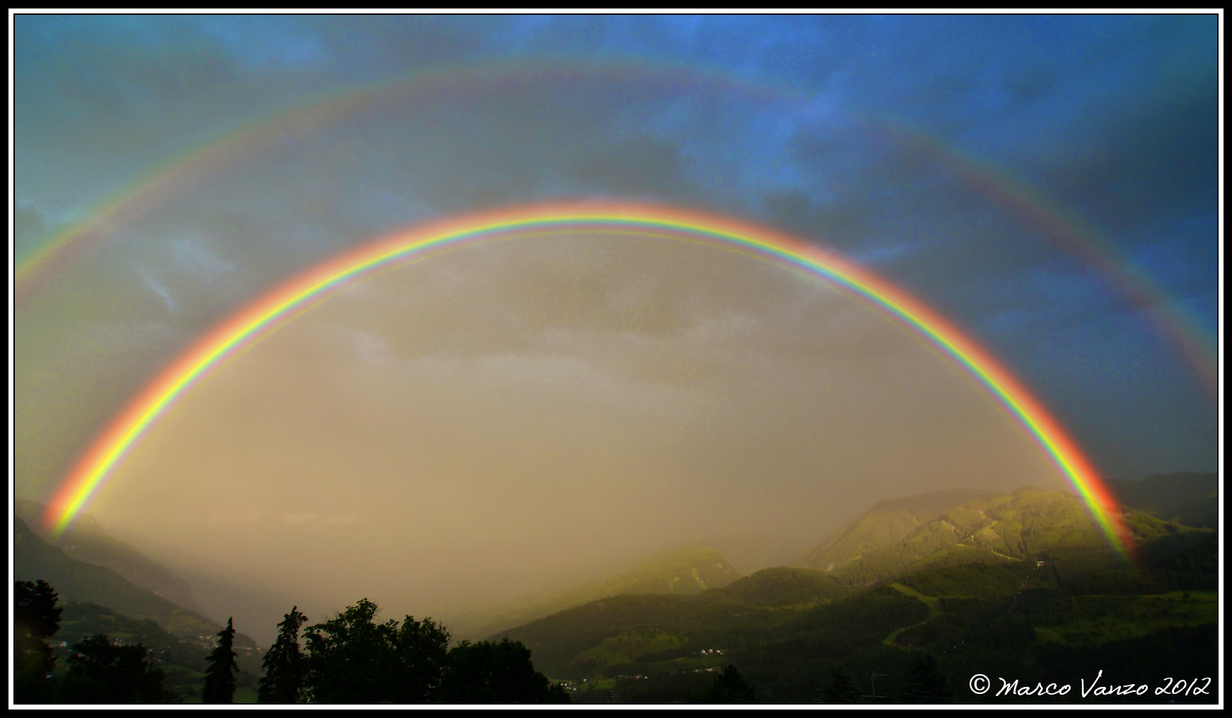 Photograph Rainbow by Marco Vanzo on 500px