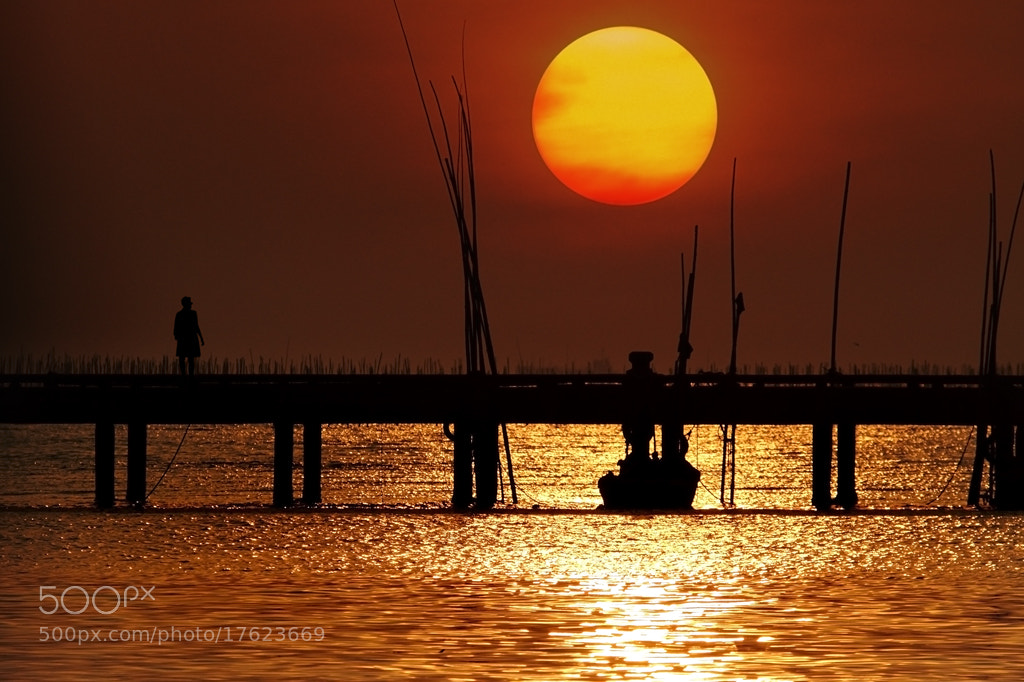 Photograph Sunset #2 by Anuchit Sundarakiti on 500px