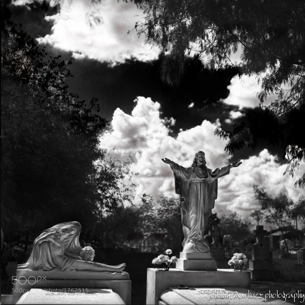 Photograph San Juan Cemetery by Johnny Martinez on 500px