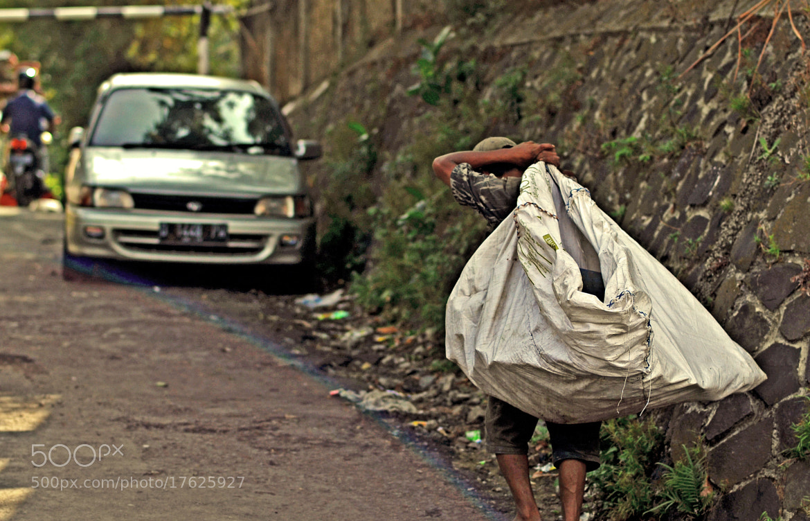 Photograph Bandung alley#3 by S e i n on 500px