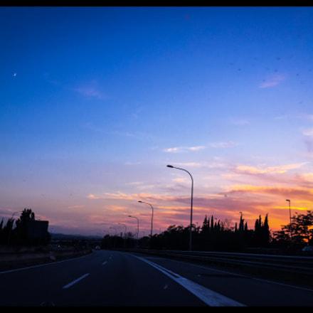 Autopista a Barcelona