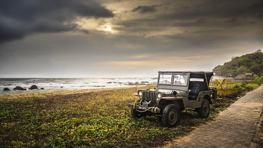 A Little Willys by the Sea #2 by Son of the Morning Light on 500px.com