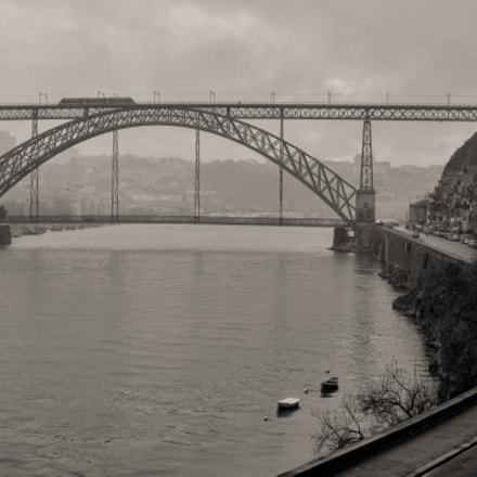 porto, bridge, Pentax K-5, smc PENTAX-FA 35mm F2 AL