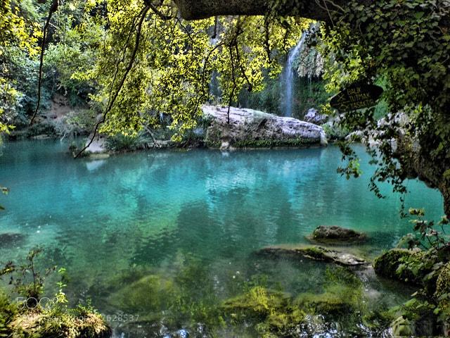 Photograph Kursunlu Falls by Sedat Ozdemir on 500px