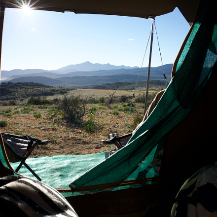 Tent with a view, Nikon COOLPIX A