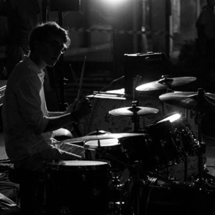 Drums, Sony DSLR-A290, Sony DT 50mm F1.8 SAM (SAL50F18)