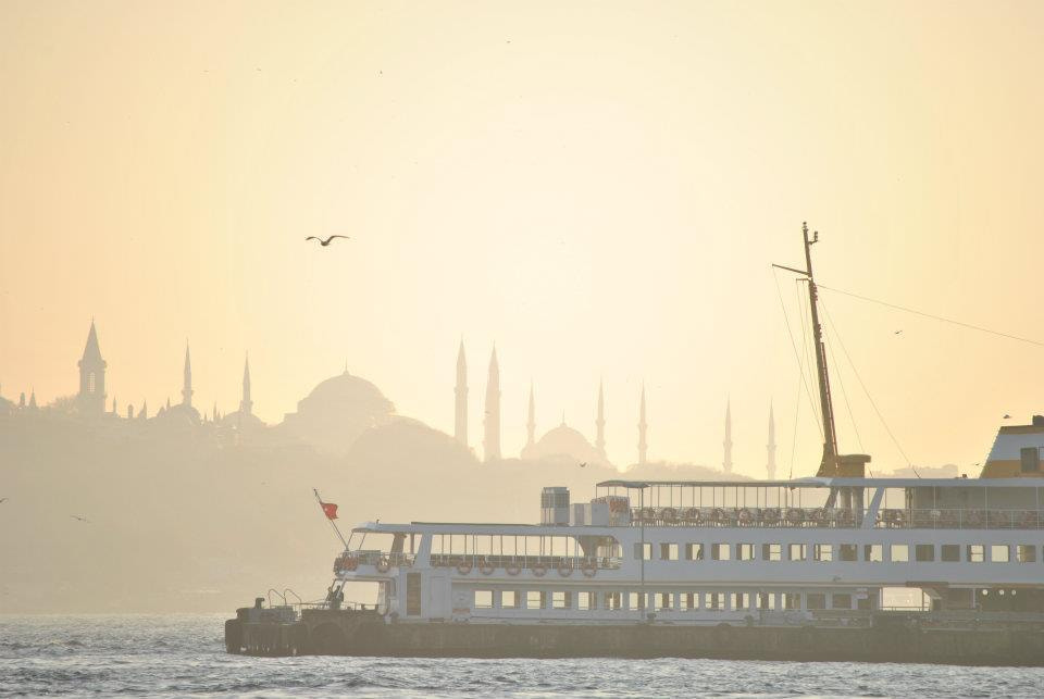 Photograph Istanbul at a glance by Michelangelo de Palma on 500px