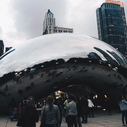 chicago (of ), Apple iPhone 6s Plus, iPhone 6s Plus back camera 4.15mm f/2.2