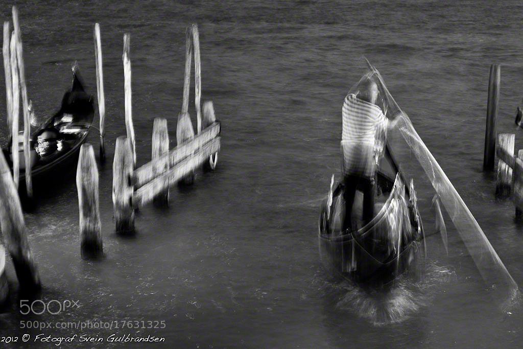 Photograph Gondola by Svein Gulbrandsen on 500px