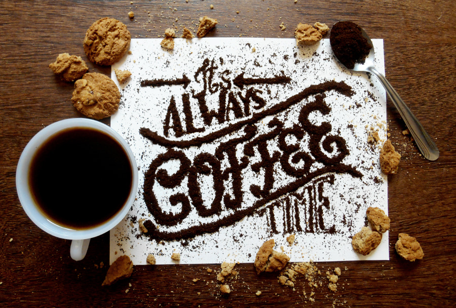It's Always Coffee Time by Ariane Vieira on 500px.com