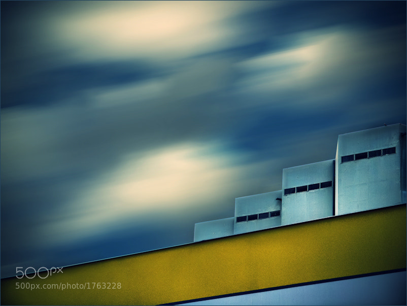 Photograph YellowEdge in FutureTown by KPK . on 500px