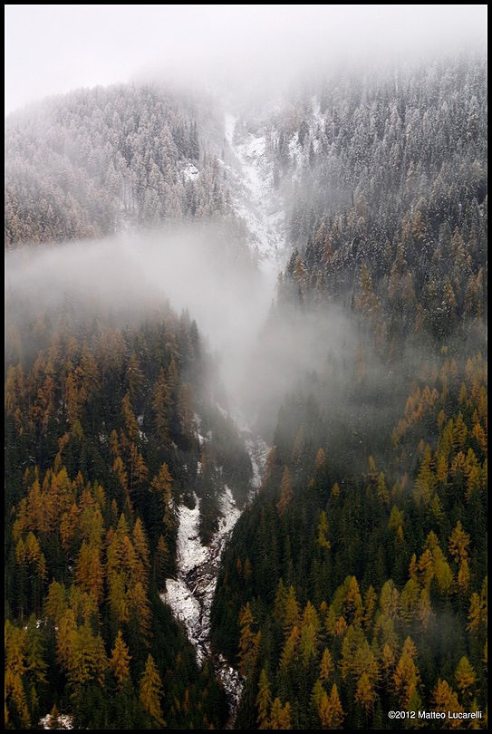 Photograph Novembre in Val di Tures - 3 by Matteo Lucarelli on 500px