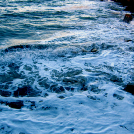 As the tide came, Canon IXUS 300 HS