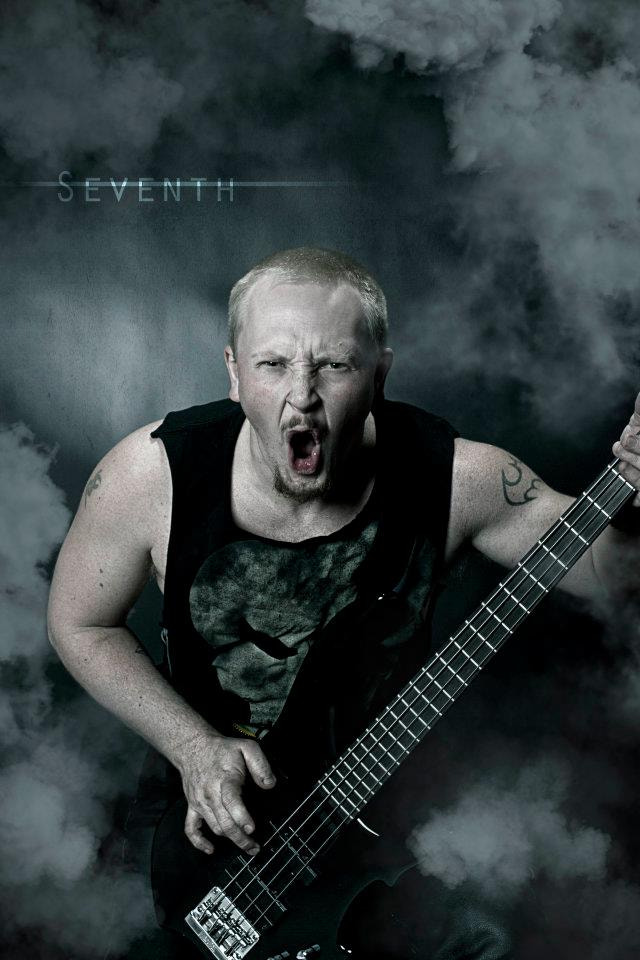 Photograph Heavymetalband Seventh 2 by Liv Nilsen on 500px