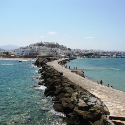 The path to Naxos, Canon POWERSHOT SX10 IS