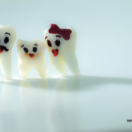 one happy family, Canon EOS 70D, EF100mm f/2.8L Macro IS USM