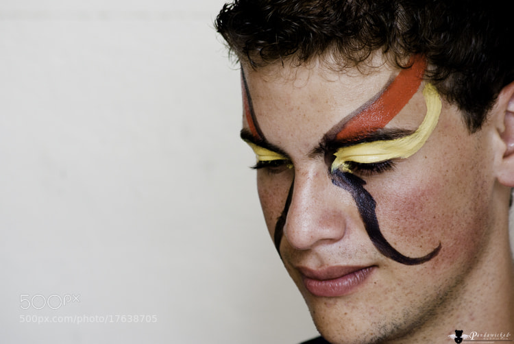 Photograph Faces of the Theater Festival 1 by Miel  Mora on 500px