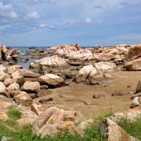 Rock at Ke Ga lighthouse