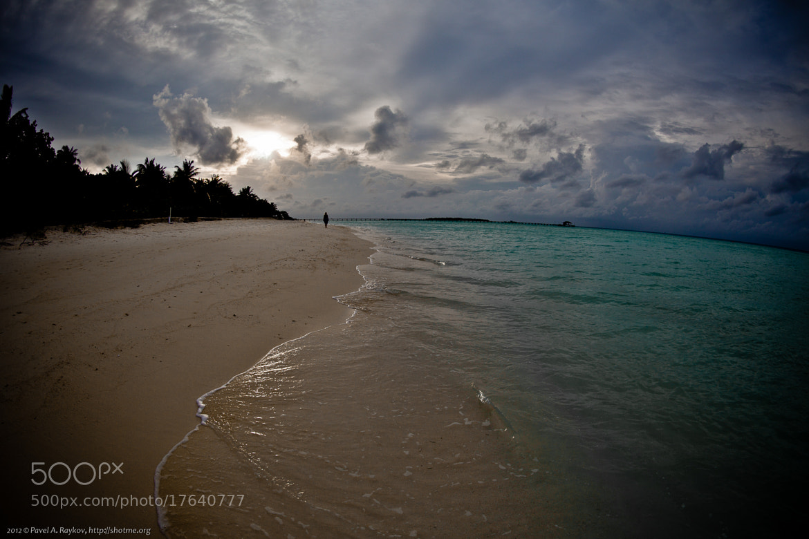 Photograph Indian Ocean Sunset by Pavel Raykov on 500px
