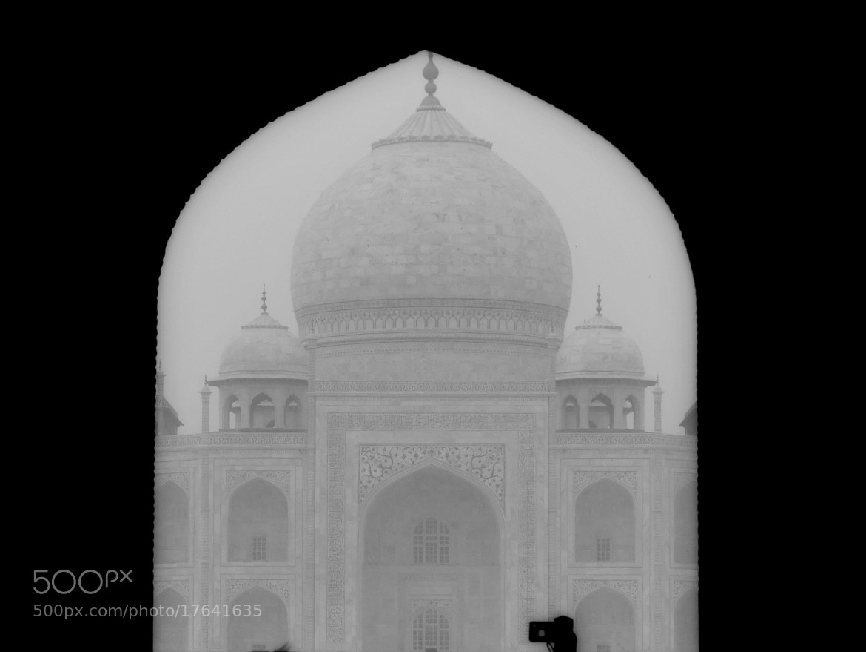 Photograph taj mahal by alok  on 500px