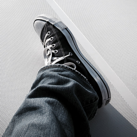 My foot on the, Canon POWERSHOT G16
