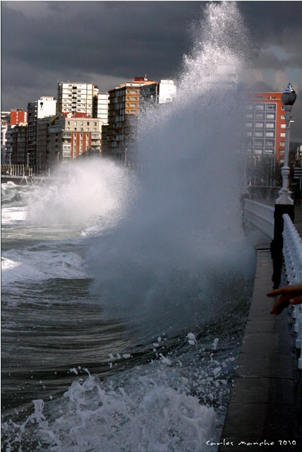 Photograph Gijon by Carlos M on 500px