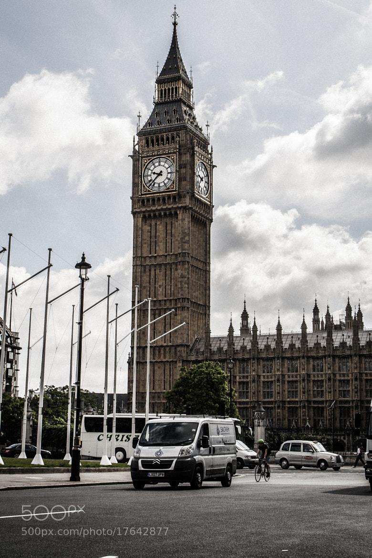 Photograph Big Ben by Felix Jonathan Müller on 500px
