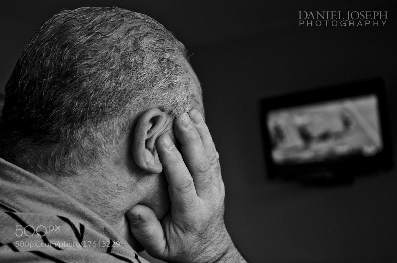 Photograph Watching Football by Daniel Joseph on 500px