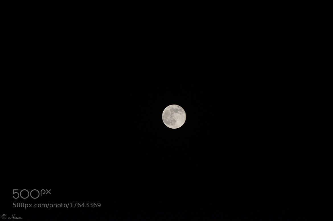 Photograph Full Moon by HC  Photos on 500px