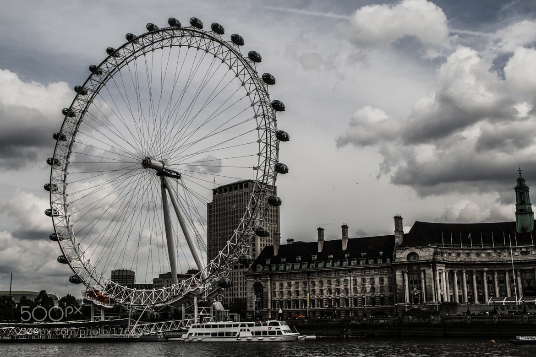 Photograph London Eye by Felix Jonathan Müller on 500px