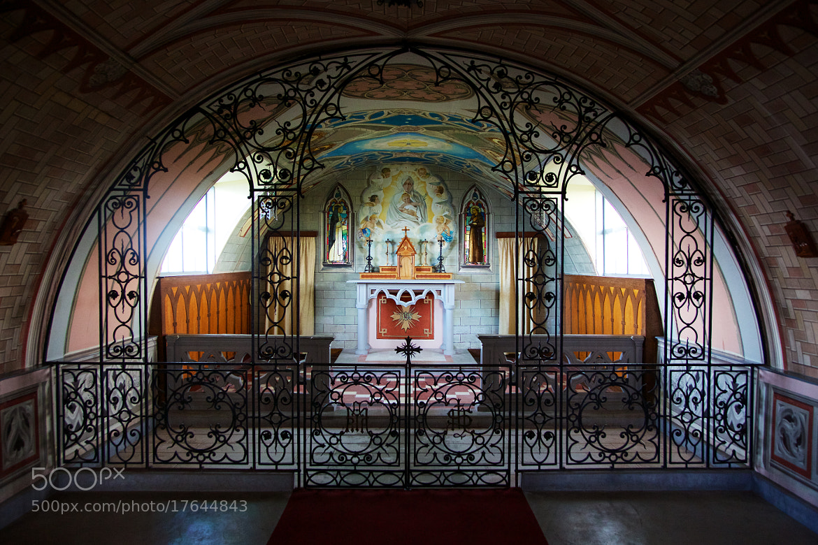 Photograph Italian Chapel by Steven Parker on 500px