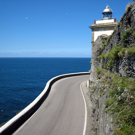 Road to the Lighthouse , Canon DIGITAL IXUS 850 IS