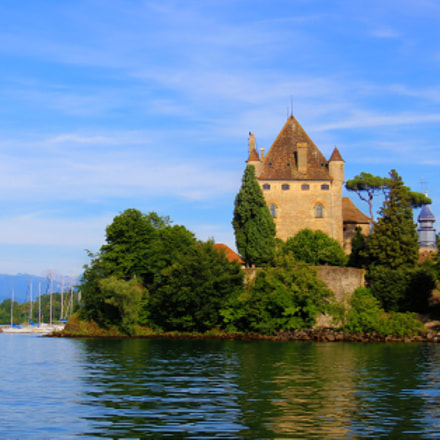 castle, Canon EOS 60D, Canon EF-S 18-200mm f/3.5-5.6 IS
