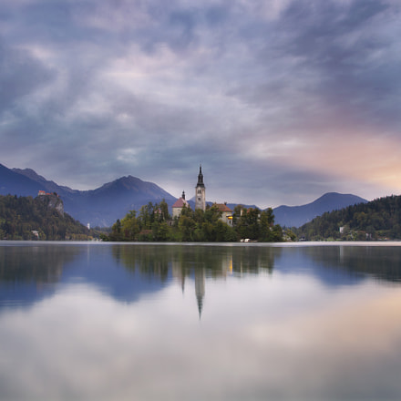 Bled morning light, Canon EOS-1D MARK IV, Canon EF 24-105mm f/4L IS