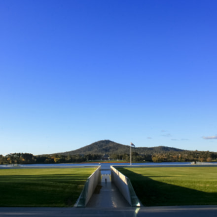 Canberra Reconciliation Place, Canon EOS KISS DIGITAL X, Canon EF-S 18-55mm f/3.5-5.6 USM