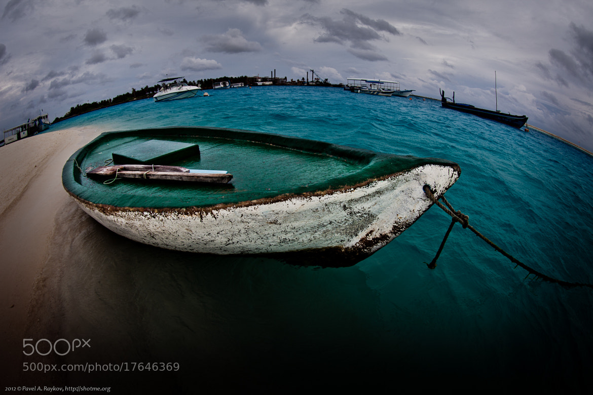 Photograph The Boat by Pavel Raykov on 500px