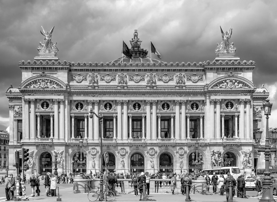 Opera Garnier - Paris by Pat Kofahl on 500px.com