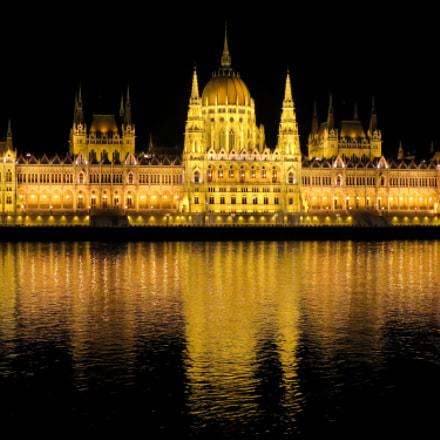 Budapest Parliament, Canon POWERSHOT S120