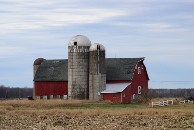 Photograph Rural barn by Anastasia Hill on 500px