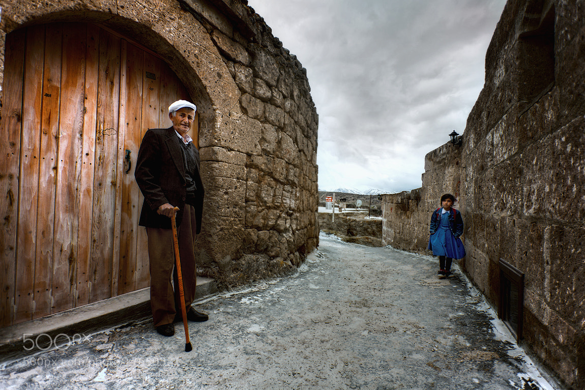 Photograph Sokak of  Güzelyurt by Christos Lamprianidis on 500px