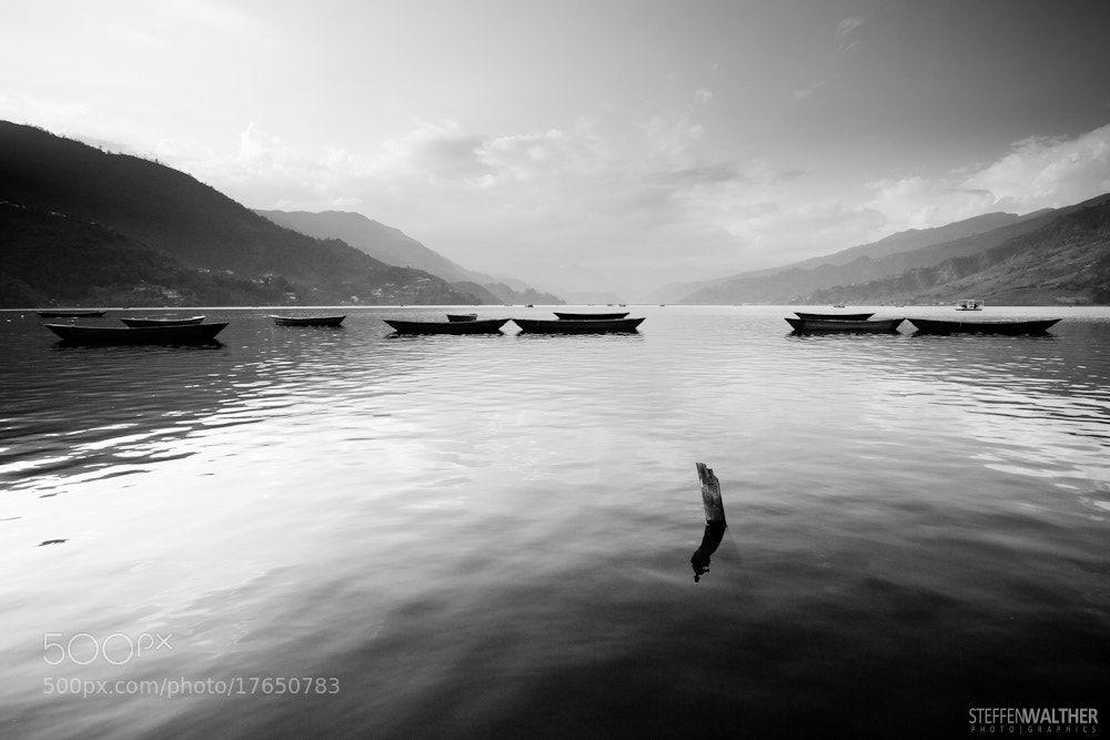 Photograph Phewa Lake by Steffen Walther on 500px