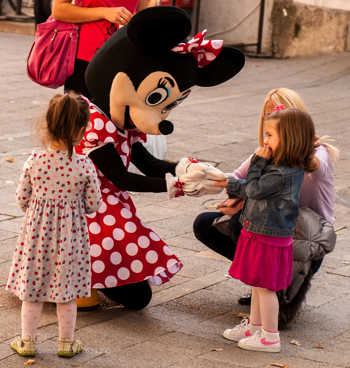 Photograph Minnie in the city by Toshe Ognjanov on 500px