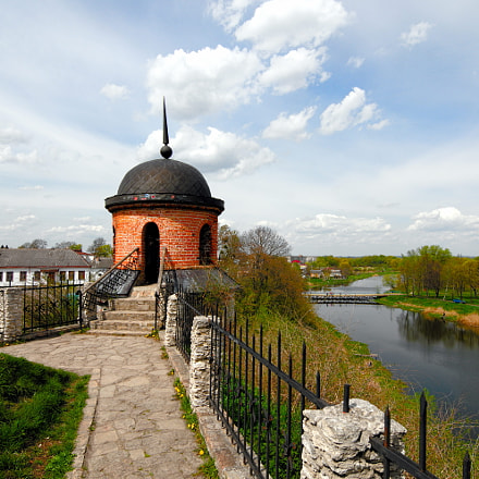 A tower of Dubno Fortress