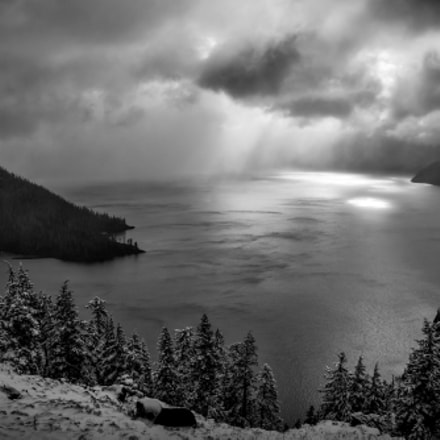 Crater Lake NP, OR, Sony SLT-A77V, Sony DT 18-250mm F3.5-6.3 (SAL18250)