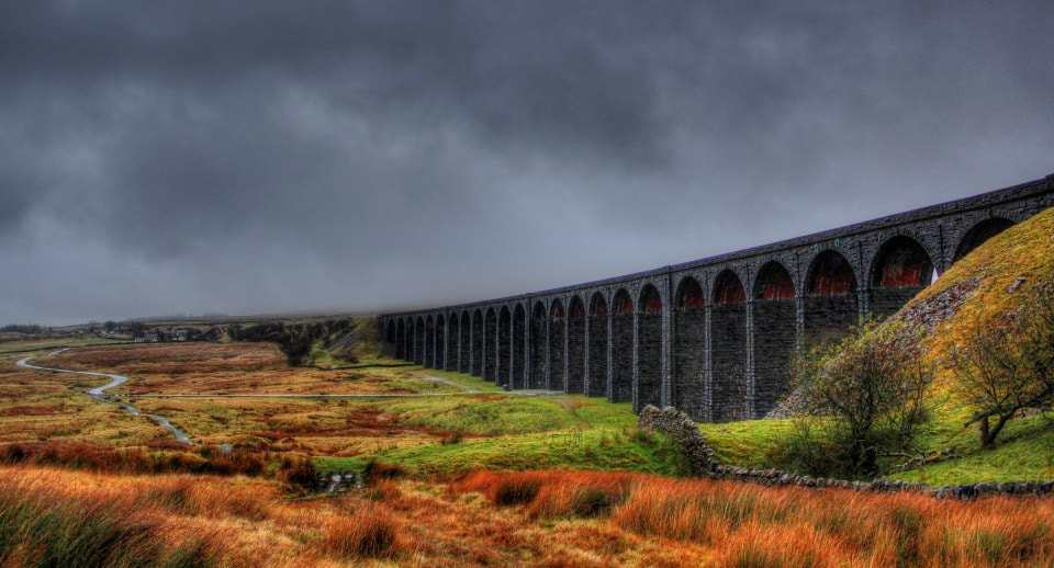 Photograph Ribblehead Viaduct, UK by Garry Atkinson on 500px
