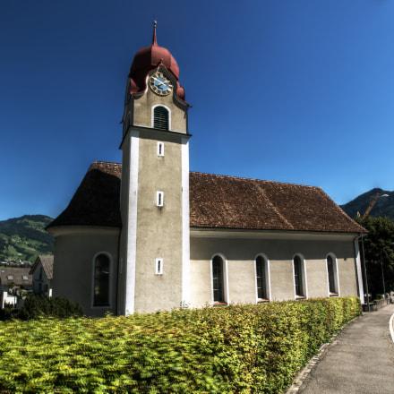 Chapel in Lauerz