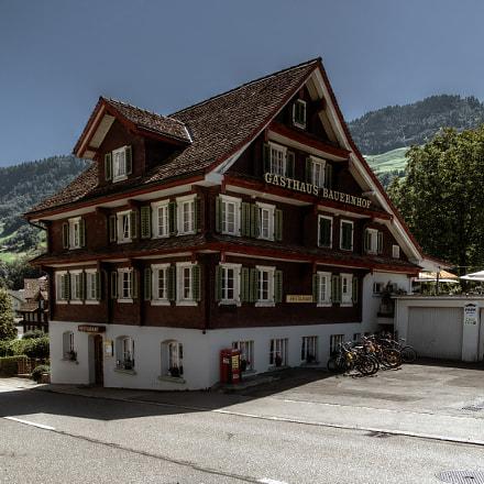 Farmhouse in Lauerz