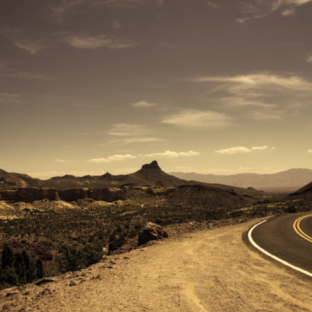 Mojave, Canon EOS 60D, Canon EF-S 17-85mm f/4-5.6 IS USM
