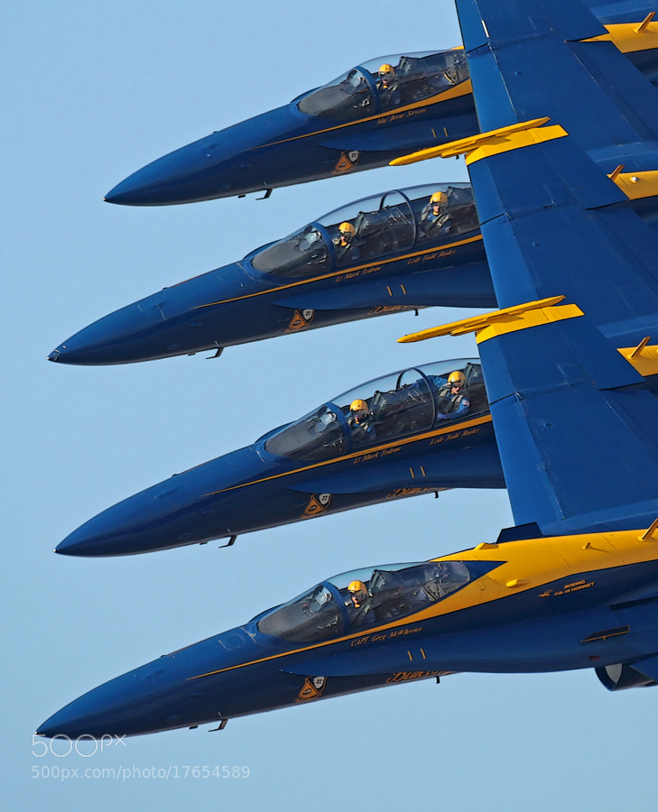 US NAVY Blue Angels, 2012 NAS Pensacola Air Show.